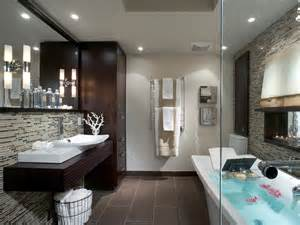 Hgtv Master Bathroom Designs 10 Stylish Bathroom Storage Solutions Bathroom Ideas Designs Hgtv