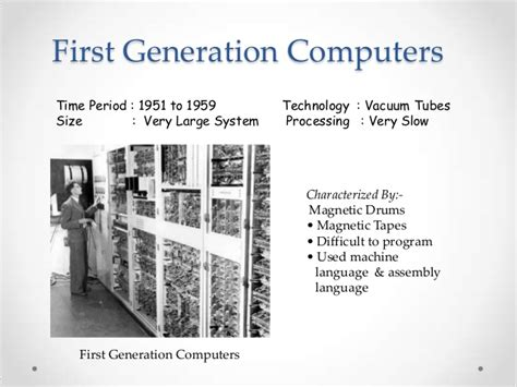 integrated circuits were used in which generation which generation of computers were integrated circuits developed into 28 images introduction
