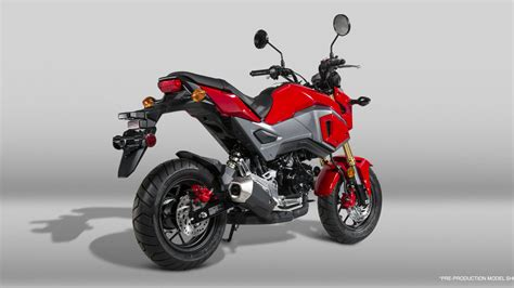 honda grom 2017 honda grom picture 679122 motorcycle review top