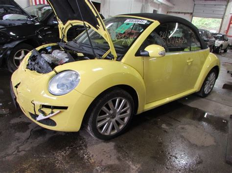 how cars work for dummies 2008 volkswagen new beetle security system parting out 2008 volkswagen beetle stock 150266 tom s foreign auto parts quality used