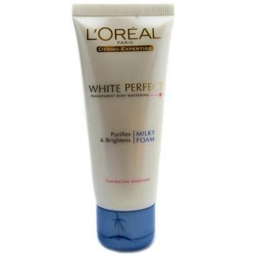 L Oreal White Foam l oreal white foam review