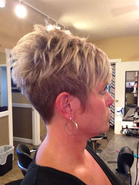 razor haircuts for women over 50 back view 25 best ideas about cute pixie haircuts on pinterest