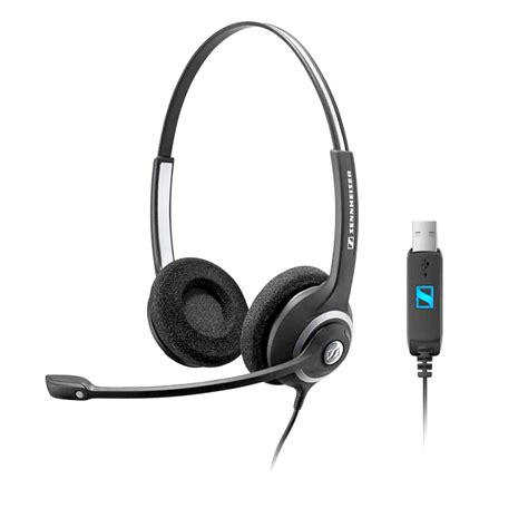 Headset Usb deskmate dual ear for your computer