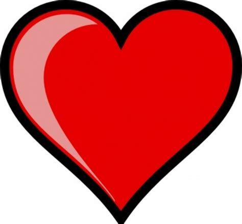 clipart cuore herz clipart best