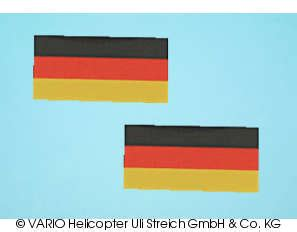 Gold Flake Aufkleber by Deutschlandflagge Klein Set Aufkleber Transfer