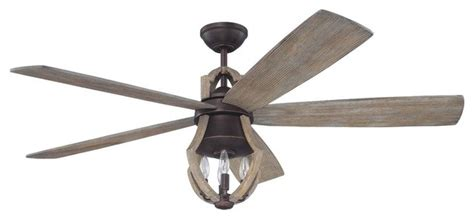 farmhouse ceiling fan winton ceiling fan aged bronze weathered pine farmhouse