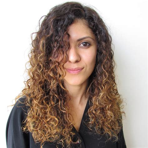 getting hair curled and color sally hershberger los angeles blog
