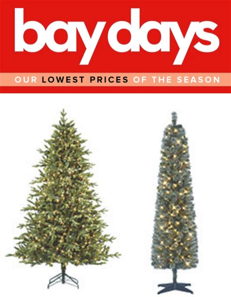 hudson bay christmas tree ads hudson s bay canada deals save 40 all trees 25