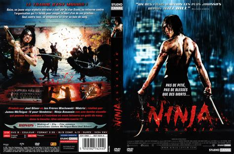film complet ninja assassin jaquette dvd de ninja assassin cin 233 ma passion