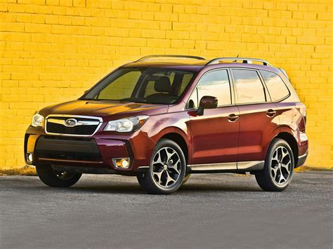 subaru forester 2015 2015 subaru forester price photos reviews features