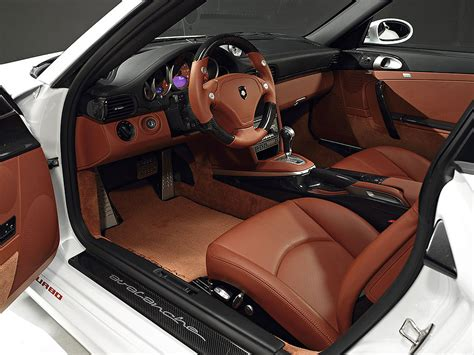 car upholstery repair cost gemballa avalanche gtr 550 based on 911 targa