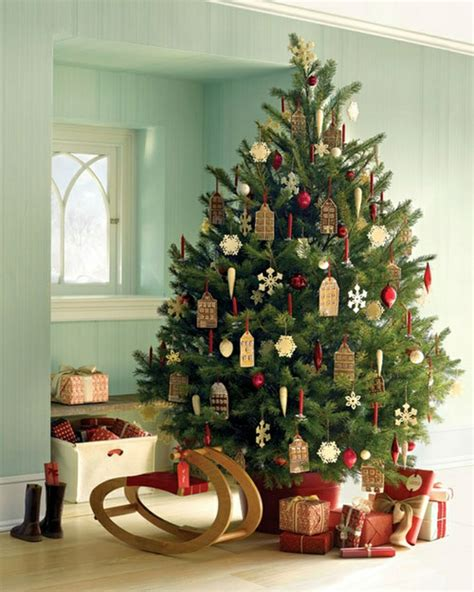 arboles de navidad en totuz 1001 ideas para decorar 225 rbol de navidad con mucha clase