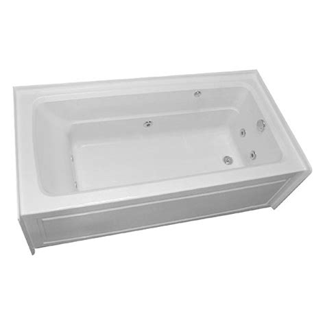 kohler 48 inch bathtub 48 inch corner jacuzzi tub whirlpool tub in white