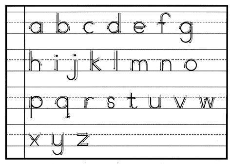 printable alphabet letters lower case 301 moved permanently