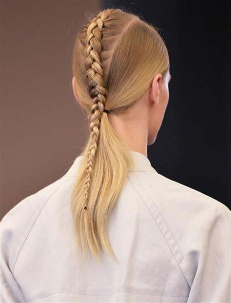 french braids styles gallery 23 stylish french braid hairstyles photos and video