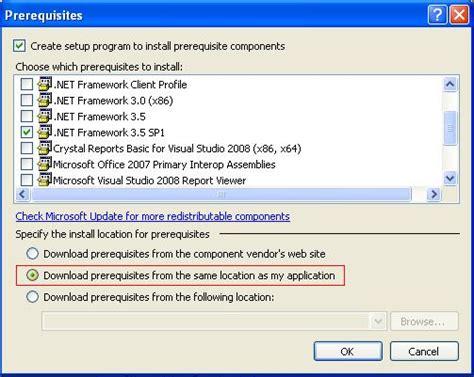 Installer Reports reports runtime installer vb6 faithprogram