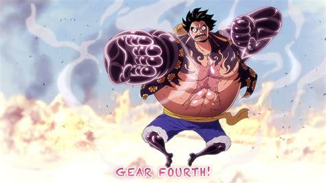Kaos Luffy Gear Fourth One monkey d luffy gear fourth hd fond d 233 cran and