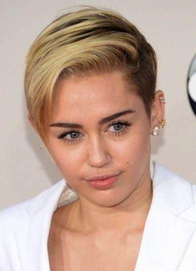 fotos de famosas y los cortes de pelo tendencia en 2016 cortes de pelo corto y pixie de las famosas fotos de los
