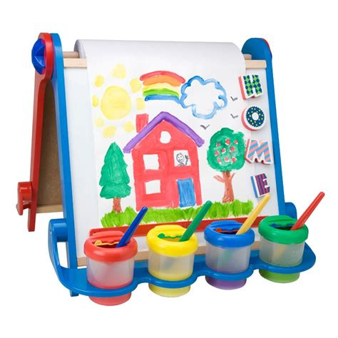 best easel for toddlers magnetic tabletop easel educational toys planet