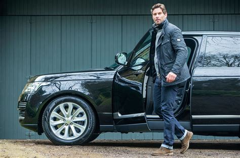 the barbour for land rover collection land rover