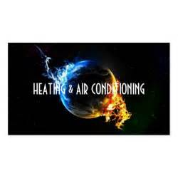 heating and cooling business cards heating and air conditioning business card pack of