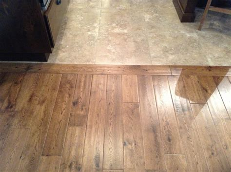 tile and wood floor transition tile to wood floor transition floors design for your ideas