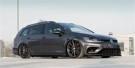 Hår 2017 by Vossen Ha Transformado El Golf Variant R 2017 En El