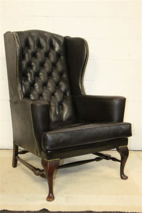 leather studded wingback chair couches chairs a spectacular faux leather studded