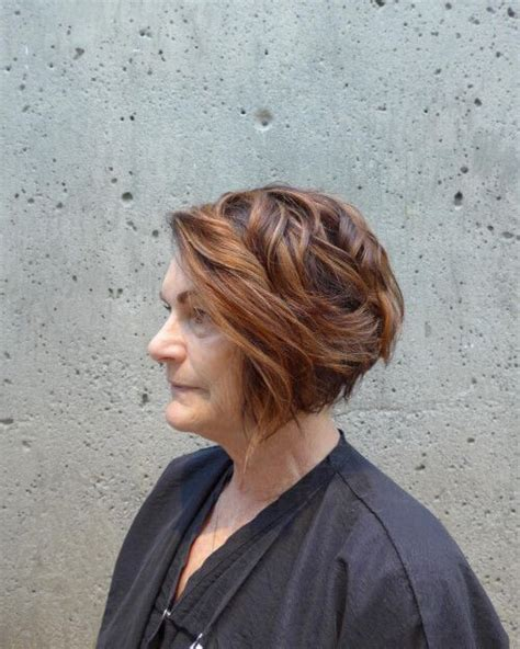 short inverted bob hairstyles for women over 50 1197 best images about hairstyles for women over 40 on