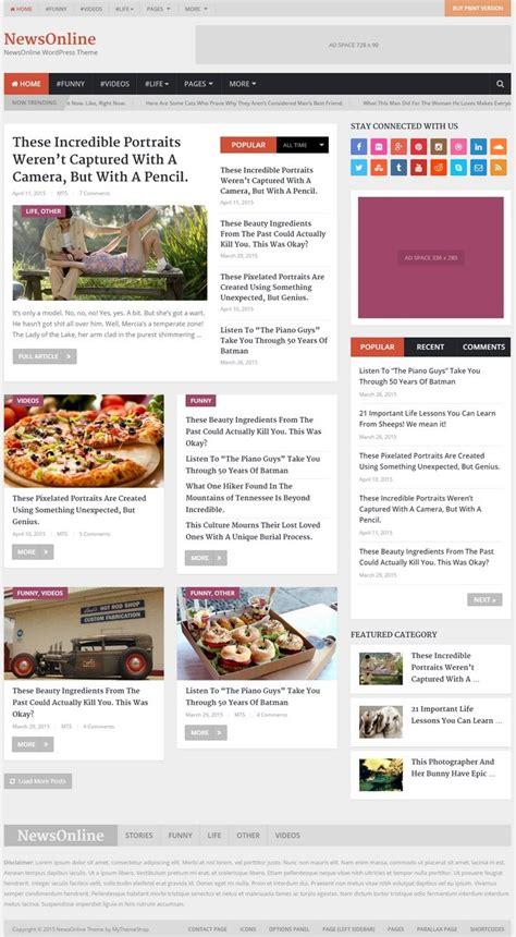 newspaper theme mythemeshop 20 best responsive magazine and newspaper style wordpress