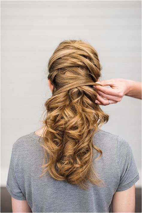 hairstyles diy blog braided bun tutorial bride link