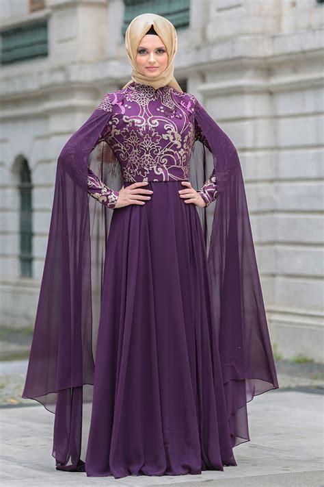 Model Busana Gaun aneka busana muslim gaun pesta mewah paling menarik