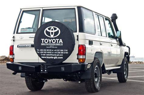 Bumper Depan Toyota Landcruiser 76 Bundera rrbar lc76 land cruiser 76 replacement rear bumper bar