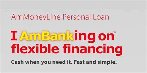ambank housing loan ambank personal loan pinjaman peribadi malaysia