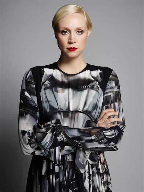 Vanity Costume by Wars Goes High Fashion See Gwendoline Christie In A