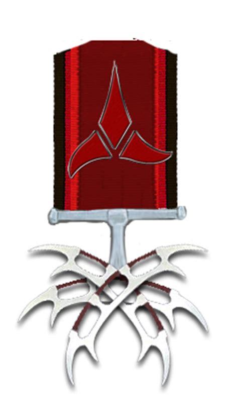 Kaos Starter Ar klingon medal by ar kaos on deviantart