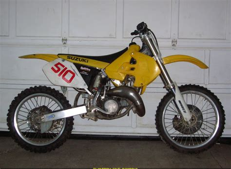 Newray 132 Suzuki Rm 125 dirtbike rider picture website