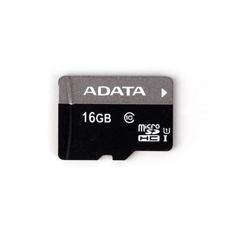 Micro Sd Adata 16gb Class 10 16gb adata micro sd card class 10 tf memory card