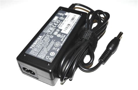 toshiba satellite 1600 series laptop charger 19v 3 42a 65w with power cord free shipping
