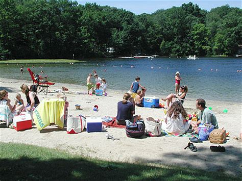 parks in ct beaches lakes and ponds