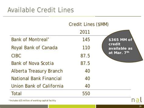 nal bank march 2012 nal energy corporate presentation