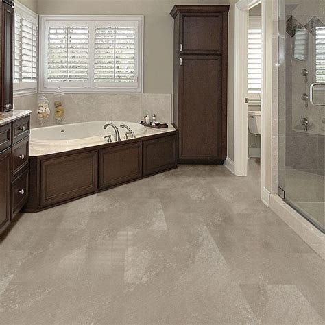 allure bathroom flooring 42 best allure tile flooring images on pinterest vinyl