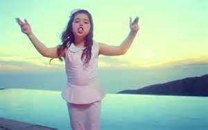 Child star sophia grace channels rebecca black in auto tune anthem