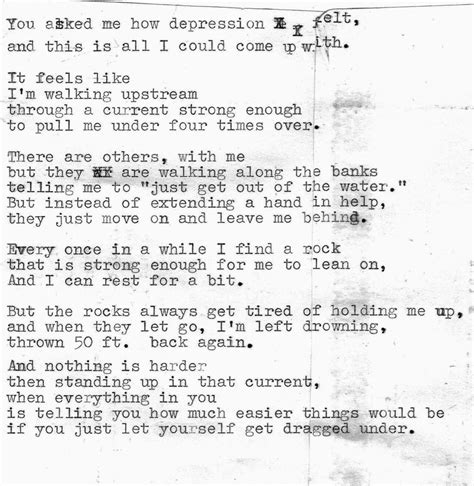 up letter sad quotes a letter about depression ned hardy ned hardy