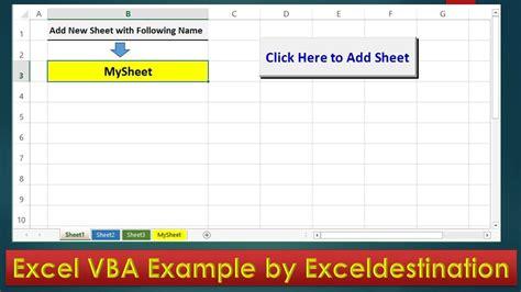 add worksheet in workbook vba homeshealth info