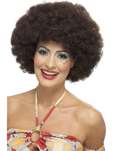 k curl wig 70 s curly afro wig 43240 fancy dress ball