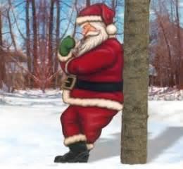 outdoor santa claus decorations foter