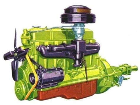 chevrolet 6 cylinder engine 1950 chevrolet engines and drive trains