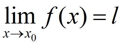 lim x tende a 0 uno sguardo alla matematica le operazioni di limite