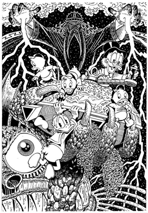 hard trippy coloring pages   adults avc disney